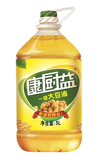 康厨益一级大豆油
