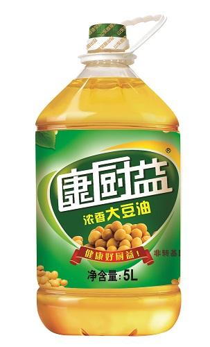 康厨益浓香大豆油