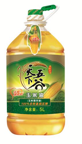 天下五谷玉米胚芽油