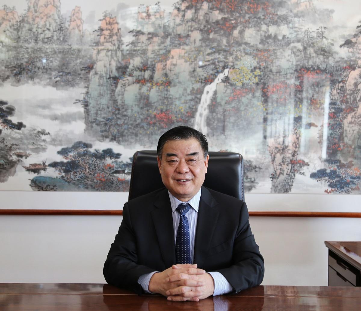 董事长刘连民发表2018年新年贺词