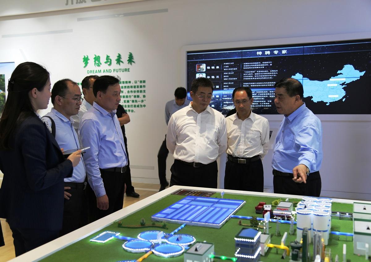 公司与国家粮科院签订共建产业技术创新中心合作协议